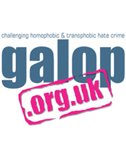 Research by Galop shows 98 homophobic and transphobic crimes are recorded each week