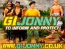 G.I. Jonny was launched online and along with TV and radio will direct viewers to an interactive website.