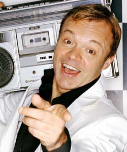 Graham Norton has a £6m BBC deal