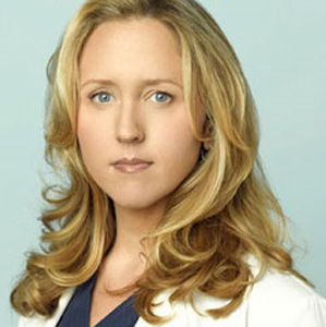 The character of Erica Hahn has been dropped