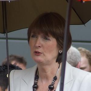 Harriet Harman has said the Tory party is still homophobic