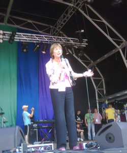 Harriet Harman was booed and heckled at Pride, while Tory MP Jeremy Hunt had bottles thrown at him