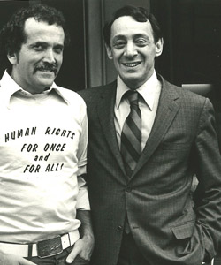 The naming of the street will mark Harvey Milk's 82nd birthday