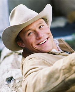 Brokeback Mountain has been voted the Greatest Gay Movie Of All Time.