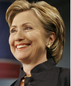 Mrs Clinton had welcomed the UN's first resolution on gay rights this summer