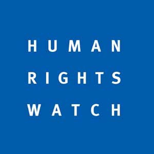 HRW that conducts research and advocacy on human rights
