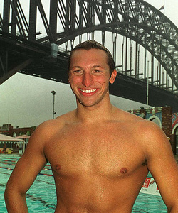 Ian Thorpe won five Olympic medals