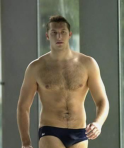 Ian Thorpe has repeatedly denied he is gay