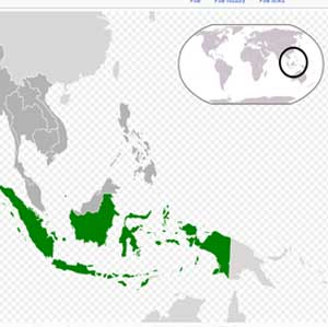 Aceh province implemented Sharia law for Muslim citizens