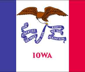 Iowa could soon legalise gay marriage
