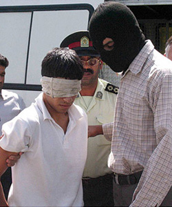 On June 7th 2007, the Seventh District Criminal Court of Kermanshah in Western Iran found him guilty and sentenced him to death.