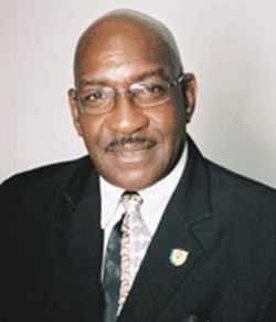 Ernest Smith is an MP in Jamaica