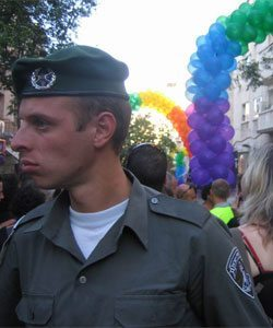 "A Palestinian terror commander has claimed ""gay soldiers"" lost war for Israel"