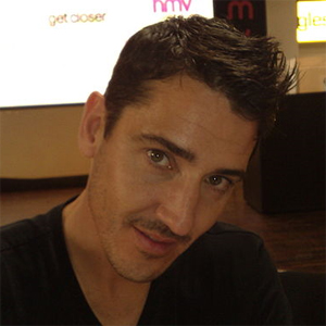 Jonathan Knight said he didn't mind being outed (Photo: Heleen van der Klink)