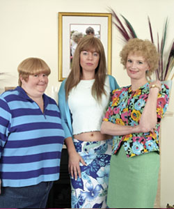 Starring the inimitable pairing of Jane Turner and Gina Riley as the mother and daughter hornbags, Kath  Kim documents the pair's trials and tribulations