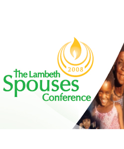 The 14th Lambeth Conference will take place between 16th July and 4th August 2008.