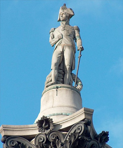 Was Lord Nelson gay?