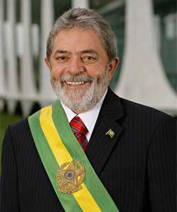 President Lula has announced his support for gay rights