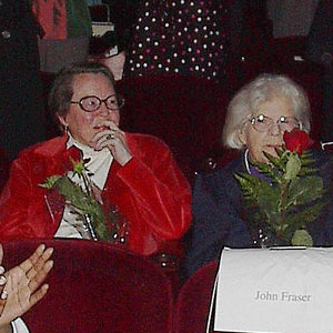 Phyllis Lyon and Del Martin, co-founders of the lesbian social club and ...