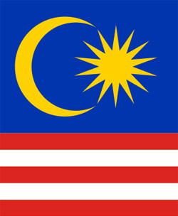 Muslims make up 60 per cent of the Malaysian population and Sharia law is prominent