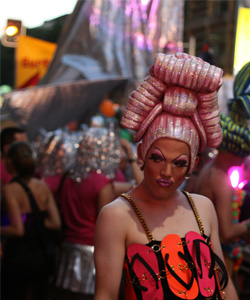 Sydney Mardi Gras is 30 years old