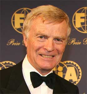 Max Mosley is president of the Federation Internationale de L'Automobile