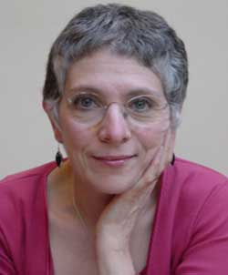 Melanie Phillips addressed gay drinkers at an event last night