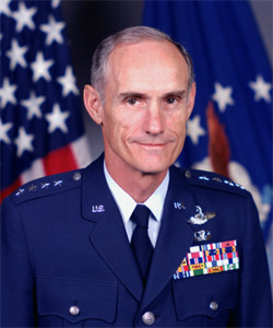 Merrill McPeak is a former member of the US Joint Chiefs of Staff
