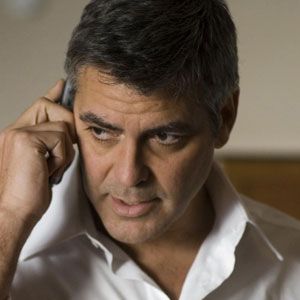 Clooney said LGBT people were still treated as