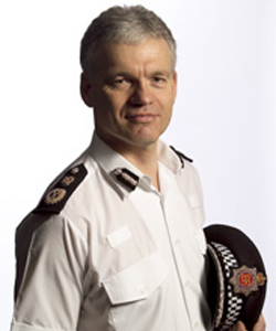 Mr Todd became Chief Constable in 2002. He was previously an assistant commissioner in the Metropolitan police.