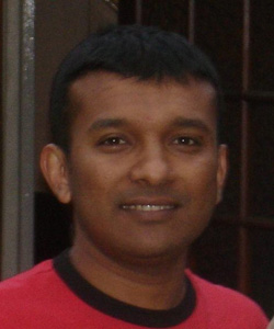The victim, Sri Lankan Mohamed Abdulraheem, invited the Romanian back to his apartment in West Norwood.