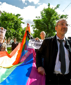 Bans on Moscow Pride were found to be against international human rights laws (Photo: Chad Meacham)