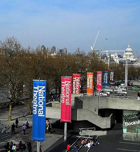 Hytner has been director of the National Theatre since 2003