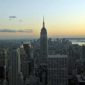 New York legalised gay marriage