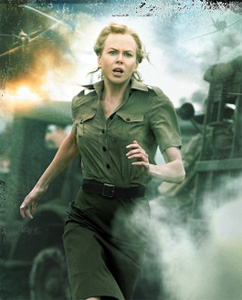 Nicole Kidman in a previous role in the film Australia