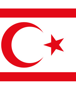 The international community does not recognise Northern Cyprus