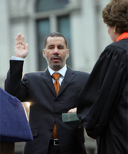 David Paterson called on the Senate to vote this week