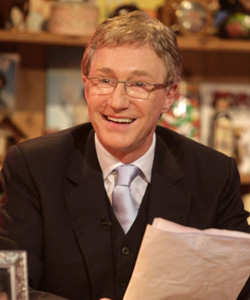 Paul O'Grady is in the running for Entertainer of the Year