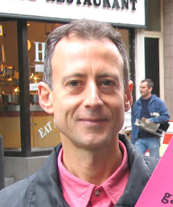 ... Peter Tatchell hits out at the obsession with finding a gay gene