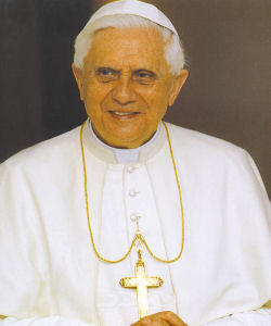Pope Benedict XVI approved the letter from the Vatican Secretary of State