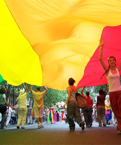 This year gay marchers in Tarija and Cochabamba took to the streets for the first time.