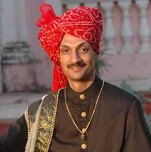 Prince Manvendra Singh Gohil is from the Royal Family of Gujarat