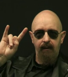 Rob Halford came out in 1998 in an interview with MTV.