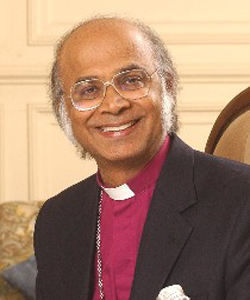 Bishop Nazir-Ali regularly generates headlines with his forthright pronouncements on gay issues.