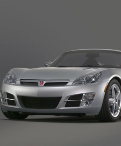 A survey of the top lesbian, gay, bisexual and transgender, gay car has revealed loyalty to gay friendly brands and ranked the sporty new 2007 Saturn Sky two-seat convertible as a must have
