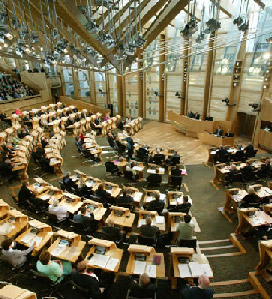 Scottish MPs condemned the arrests