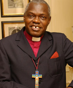 Dr John Sentamu is well known for his views on homosexuality