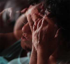 Stress and isolation take toll on those under 50 with HiV; older people fare better