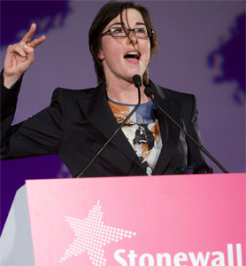 Sue Perkins, Entertainer of the Year - photo: Piers Allardyce