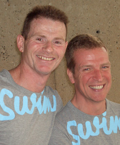 Gay swimmers triumph over straight teams